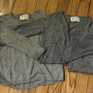 Two Zara Sweaters!